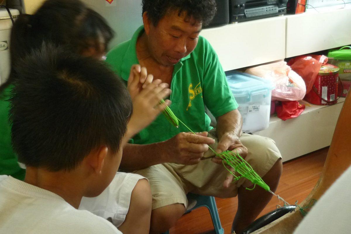 織漁網-min